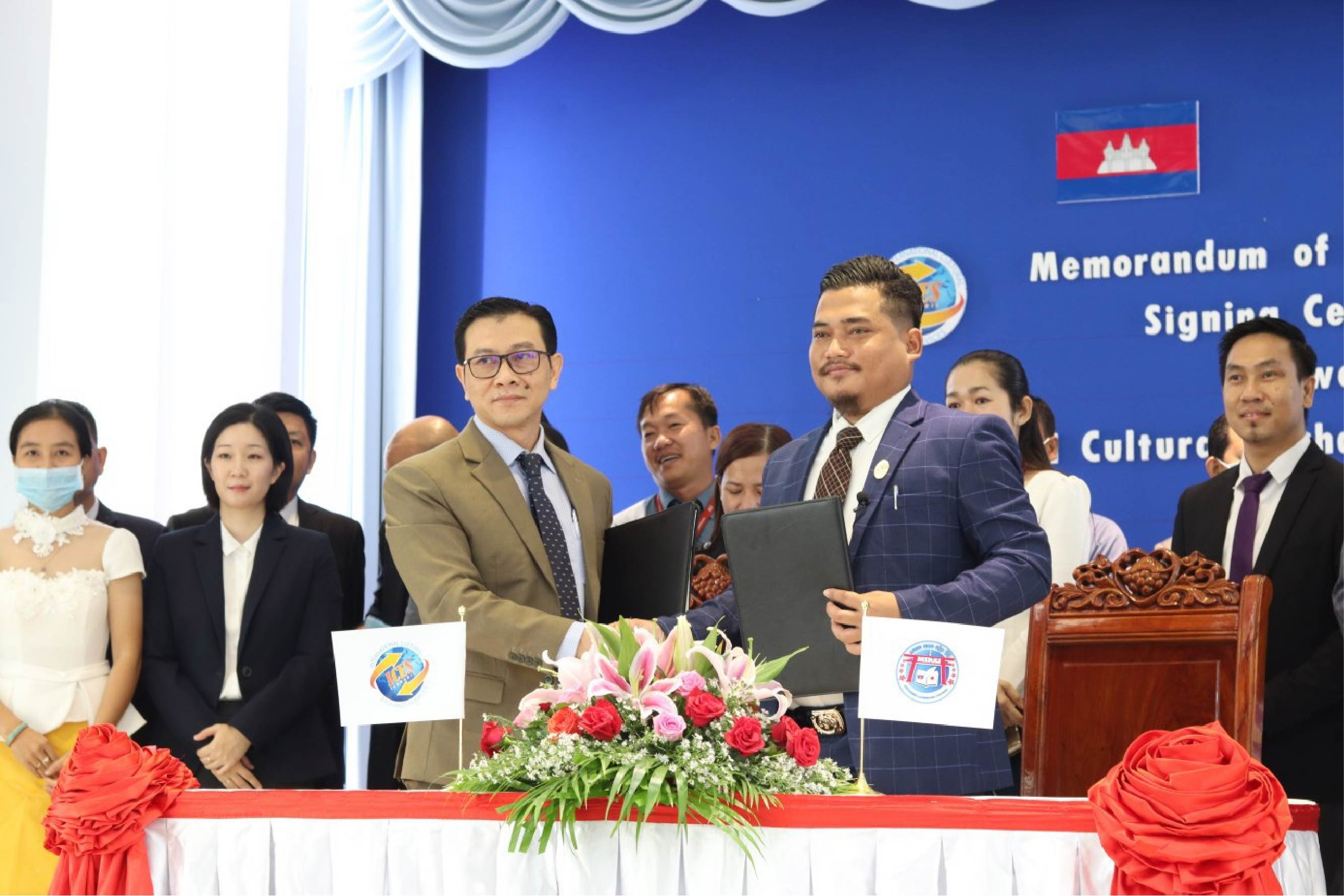MOU Between (ICES Cambodia) and Mirai Japanese Language School (30.09.2020)